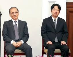 The Presidential Cabinet Tsai Sets Policy Goals For New Cabinet Taipei Times