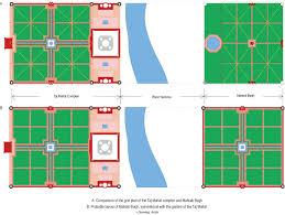 taj mahal garden layout black taj mahal the mystic facet of the taj mahal blacktajproject
