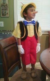 Pinocchio Halloween Costume Pinocchio Dance Costume Option Halloween Costume