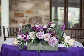 Table Centerpieces For Party by 37 Trendy Purple Wedding Table Decorations