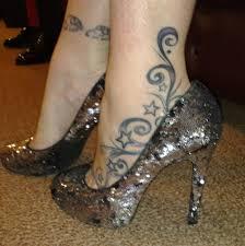 pretty cool tattoos pinterest flower foot tattoos tattoo