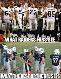 Raiders Fans Memes - the sports memes on twitter what raiders fans see http t co