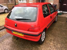 cheap peugeot for sale reduced for quick sale cheap peugeot 106 12 months mot in