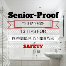 Senior Bathroom Remodel Falls Are The Leading Cause Of Nonfatal And Fatal Injuries In