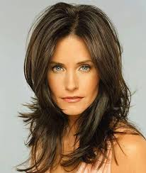 shag haircuts courteney cox the 5 best hairstyles collection201 com