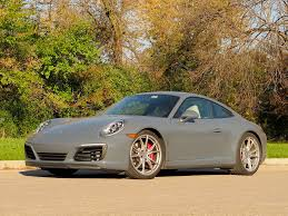 porsche 911 2017 2017 porsche 911 carrera 4s second drive