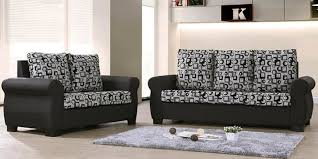 Sofa Sets Designs And Colours Buy Carbo Sofa Set 3 1 1 Seater In Black Colour By Godrej
