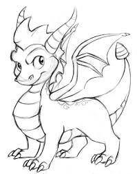 spyro drawing u2026 doodles pinterest drawings dragons and