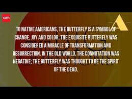 what is the spiritual meaning of a butterfly