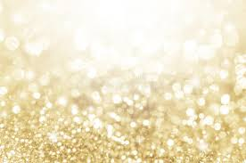 lights on gold with bokeh background stock image image