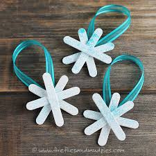 q tip snowflake ornaments dallas single parents