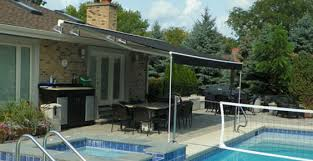 Side Awnings For Patios Retractable Awnings U2013 Patio Awnings Thatcher Retractables