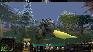 tiny banana dota 2 skin mods