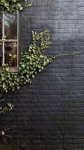Painting Exterior Brick Wall - garden brick wall painted google search home pinterest