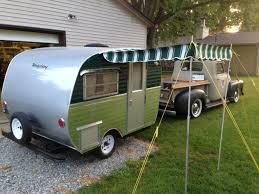 retro camper the small trailer enthusiast