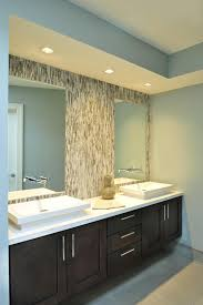 Modern Double Sink Bathroom Vanity by Bathroom Bathroom Lighting Recessed Modern Double Sink Bathroom