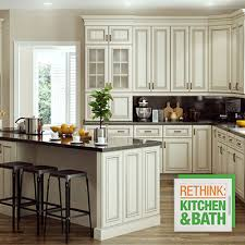 Home Depot Kitchen Cabinet Fresh Ideas  Hickory Cabinets HBE - Homedepot kitchen cabinets