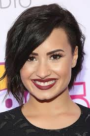 jet black short hair celebrity short hair cuts 2014 teen vogue