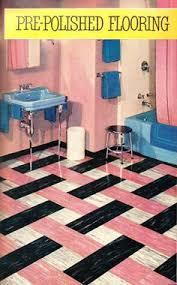 1950s vinyl floor tile designs retrovation restoring a