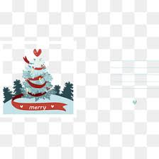 christmas postcard png images vectors and psd files free