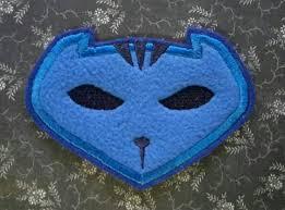 iron patch pj masks catboy emblem sewenchantingstudio