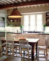 Kitchen Table Dallas - kitchen prep table kitchen farmhouse with farm sink french windows