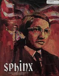 spirit halloween dothan al the sphinx winter 1977 volume 63 number 4 197706304 by alpha