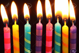 wine birthday candle colored candles stock photos royalty free colored candles images