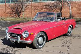 vintage datsun convertible 1969 datsun 2000 for sale 1728015 hemmings motor news