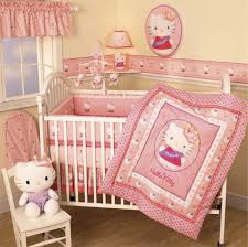 Princess Nursery Bedding Sets by Amusing Hello Kitty Crib Bedding Set Pink Magnificent Small Home