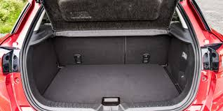 nissan micra luggage capacity mazda cx 3 review carwow