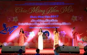 communities in many countries celebrate tet