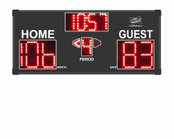 large game room scoreboard funtronix