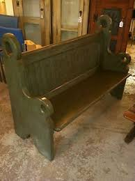 Church Benches Used Old Church Pew Wood Projects Pinterest Churches Bench And