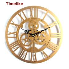 articles with large decorative wall clocks amazon tag large