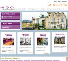 mso workspace company profile owler