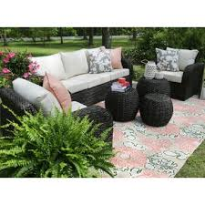 sunbrella patio furniture you ll love wayfair