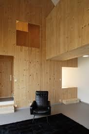 maison interieur bois petite maison en bois massif et ardoises lode architecture