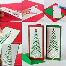 the perfect diy chevron christmas tree card with template cretíque