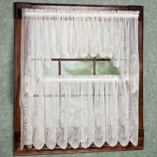 kitchen curtains design ideas rooster kitchen curtains model