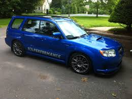 rare subaru models fs for sale 2007 forester sti 27 500 rare subaru forester