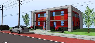 2 storey commercial building design philippines concepts