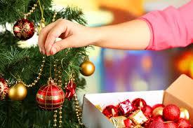 creative ways hang garland tree ebay dma homes 34343
