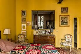 chambre jaune et bleu chambre bleu et beige 2 jaune moutarde nest pas jaune curry evtod