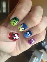 inside out movie nail art designs free pdf u0027s to download and