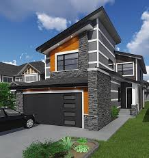 Modern Elevation House Plan 81186 Contemporary Modern Plan With 2510 Sq Ft 3