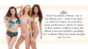 what does your bra colour say about you the official ppz blog