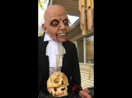 halloween butler sold at home depot youtube