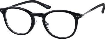 black friday eyeglasses black round eyeglasses 78092 zenni optical eyeglasses