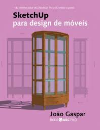 design foto livro sketchup para design de móveis livro probooks